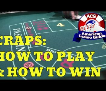 Learn How To Play Craps – Basic Strategy To Win